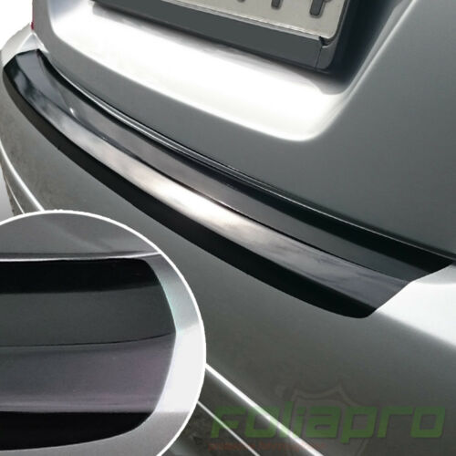 LADEKANTENSCHUTZ Lackschutzfolie für AUDI A5 Sportback ab 2009 schwarz glänzend