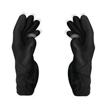Japanese Fukuoku Massage Glove Vibrating Massaging Set Left Right Hands 5 finger