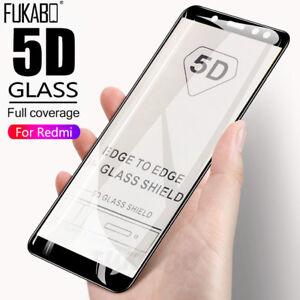 CA-Full-Cover-Tempered-Glass-For-Xiaomi-Redmi-Note-6-Pro-Redmi-4X-5-Plus-6-Pro