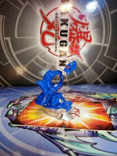 Details about  /Bakugan Iron Dragonoid Blue Aquos Mechtanium Surge 850G /& cards