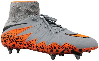 Nike Hypervenom Phantom ll SG PRO ACC Fußballschuhe Stollen grau Gr 42 47 NEU | eBay
