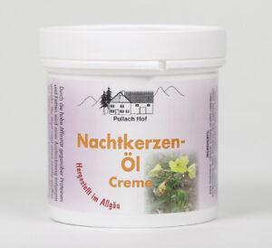 5x 250ml Nachtkerzen Öl Fett Creme Neurodermitis Schuppenflechte Akne Badesalz