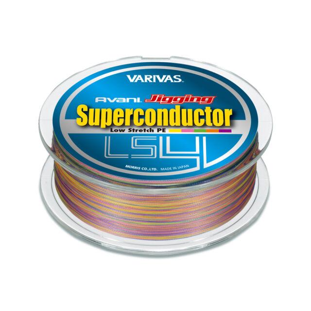 Morris PE Line VARIVAS Avani Jigging Superconductor 300m 1.5 Ls4 Fishing Line for sale online