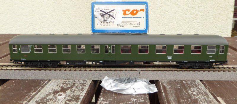 ROCO 44681 H0 Vagón CENTRAL DE PASAJEROS ab4ymg 1 2.klasse CLASE DB Ep 3. En