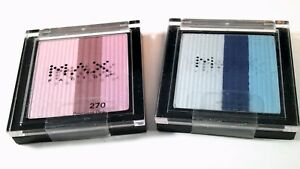 Max-Factor-Eyeshadow-Trio-039-s-Two-Colors-270-Premiere-Pink-and-210-Smooth-Sailin