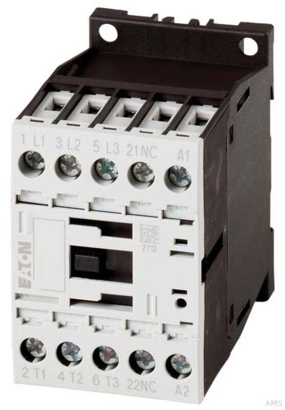 Eaton   Möller Leistungsschütz 1Ö 4kW 400V,AC DILM9-01(230V50HZ) | Neues Design