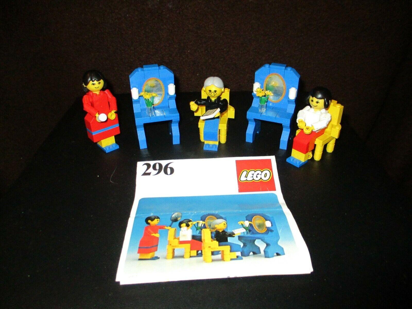 Lego 296 Hair  Salon aus den 70 er Jahren