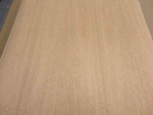 "Mahogany African wood veneer 12/"" x 12/"" on paper backer 1//40/"" thickness A grade"