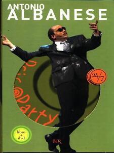box cofanetto libro+dvd PSICOPARTY UMORISMO ANTONIO ALBANESE DI MICHELE SERRA - Italia - box cofanetto libro+dvd PSICOPARTY UMORISMO ANTONIO ALBANESE DI MICHELE SERRA - Italia