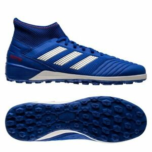 c9234d0288 Details about Adidas Men's PREDATOR TANGO 19.3 TURF Soccer SHOES Blue -  BB9084
