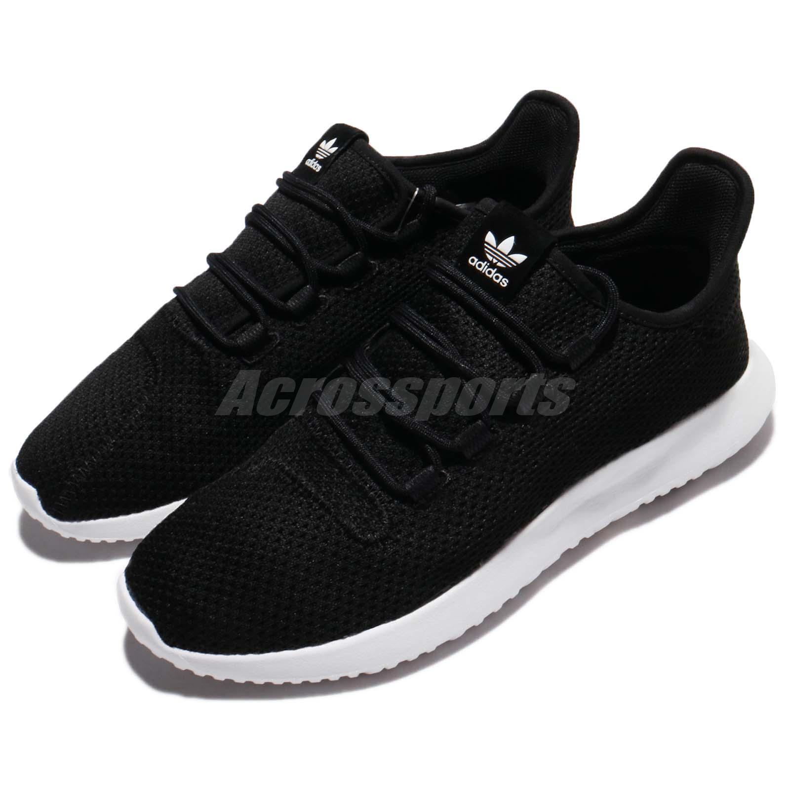 adidas Originals Tubular Shadow Black White Men Running Shoe Sneaker BB6806 Seasonal clearance sale