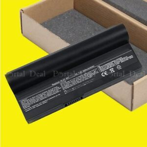 Amazon. Com: battpit™ laptop/notebook battery for asus eee pc 1000h.