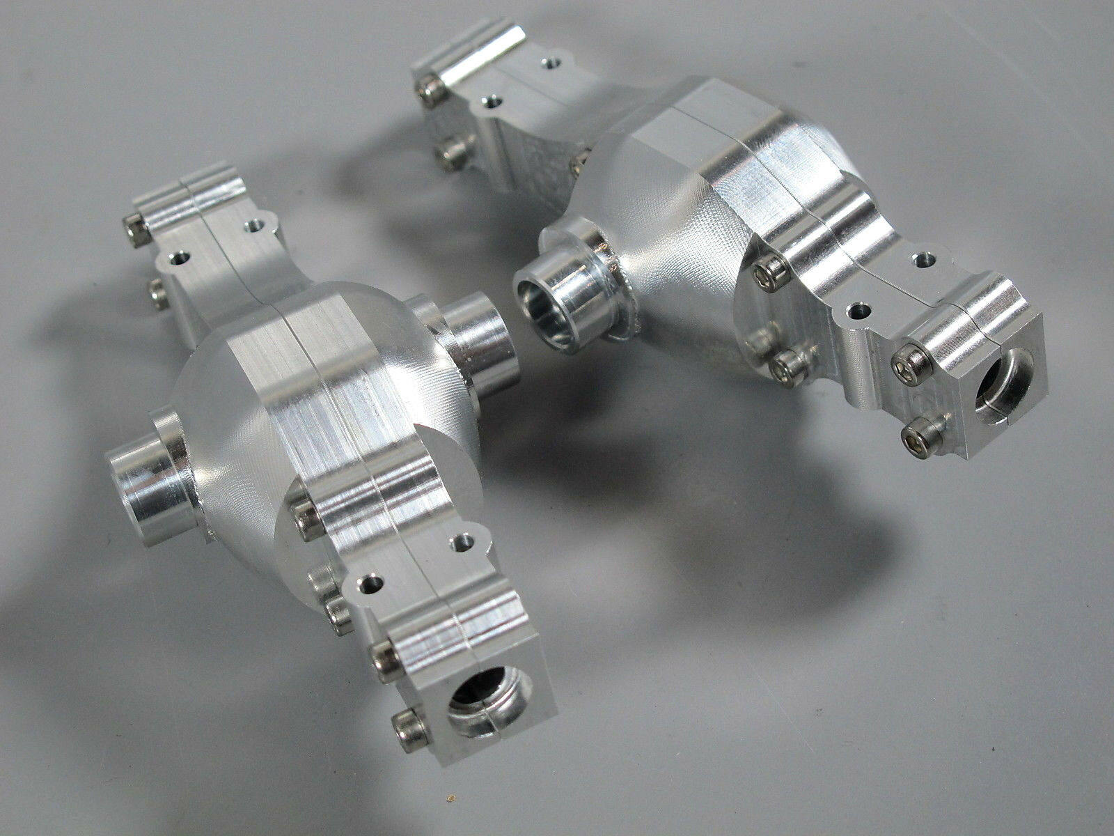 Eje de Aluminio Diff vivienda cubierta Tamiya R C 1 14 King Grand KNIGHT HAULER Scania