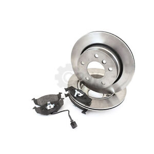 Brake-Discs-Brake-Pads-Front-Axle-for-Lancia-Thema-Sw-834-2000