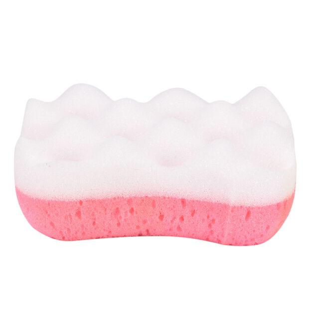 Skin Care Bath Sponge Absorbs Water Body Scrubber Shower Massage Bathing E9C