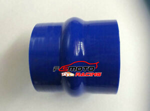 BLUE-3-034-INCH-76MM-Silicone-Hose-Straight-Hump-TURBO-INTERCOOLER-Coupler-PIPE