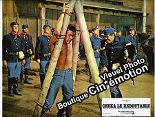 12 Photos Jeux A+B Cinéma 23.5x29cm (1967) CHUKA LE REDOUTABLE Rod Taylor NEUVE