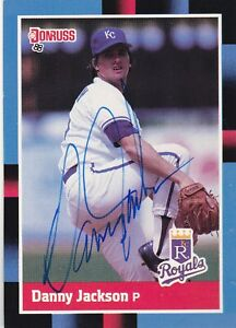 DANNY-JACKSON-KANSAS-CITY-ROYALS-SIGNED-CARD-PHILLIES-PIRATES-CARDINALS-CUBS-RED
