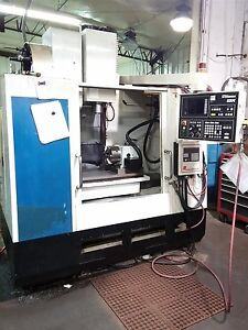 Details about Hurco BMC 2416 Vertical Machining Center w/ 4th Axis 30x16  Mill SMW Indexer 24