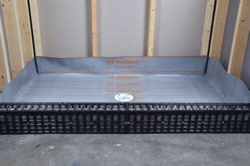 USA SHOWER PAN LINER 5/'X8/' Gray 40 mil