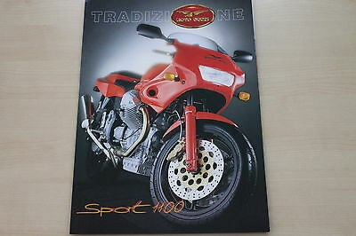 Buy One Get One Free Punctual 167755 Moto Guzzi Sport 1100 Prospekt 199