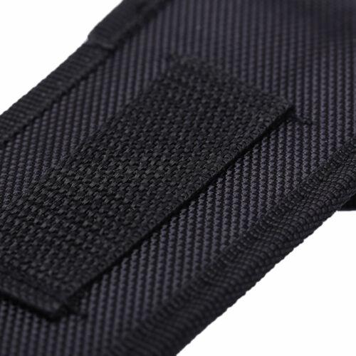 Klappmesser Hülle Gürtelschlaufe Outdoor Storage Kit Nylon Tasche Bag Holder ZJP