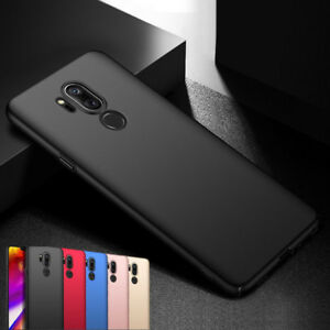 For-LG-G7-G4-G5-G6-K8-V20-Slim-Matte-Shockproof-Hard-PC-Protect-Back-Case-Cover