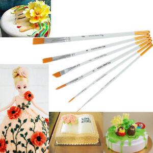 6pcs-Flexible-Art-Painting-Brushes-Cake-Decor-Fondant-Dusting-Sugar-Craft-Tool
