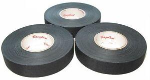 3x-Coroplast-Gewebeband-Typ-8110-19mm-x-25m-Cloth-Tape-Klebeband-MwSt-neu