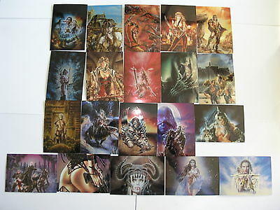 Fill Your Set Pick 20 1995 The Best Of Royo Cards