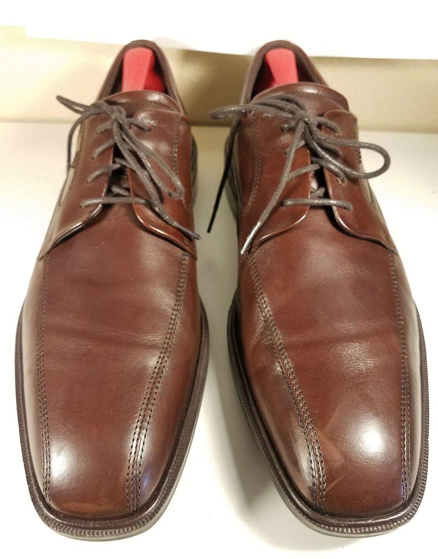 Zapatos Oxfords marrón cuero /US ECCO Hombre /US cuero 10-10.5 6dc4c0