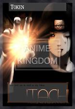 YUGIOH Cool Anime Orica Token Naruto Itachi Uchiha  # 599