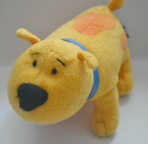 Clifford the Big Red Dog T-BONE Stuffed Plush Lovey