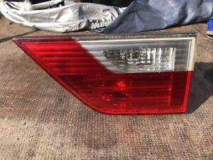 BMW Drivers Right O/S Inner Rear Tail Light Fits X3 E83 LCI 7162214