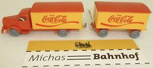 Coca-Cola-Mercedes-5000-Hangerzug-imu-Replique-Serie-H0-1-87-35-A