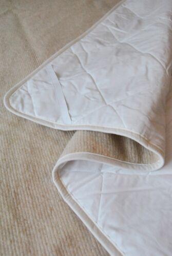 MERINO WOOL UNDER BLANKET 100/% NATURAL Mattress Topper PAD WOOLMARKED PerUnder