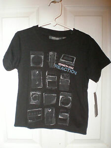 New-3T-Kenneth-Cole-Reaction-Tshirt-w-GUITAR-pedals-amps-boys-3T-black
