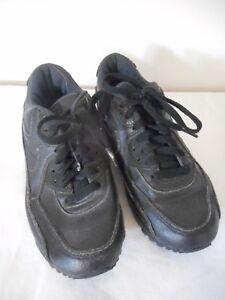 buy online 5652a fdfd1 La foto se está cargando Nike-Air-Max-Negro-Zapatos-Tenis-Deportivas-Talla-