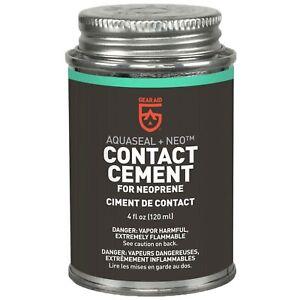 Gear-Aid-Aquaseal-NEO-Neoprene-Contant-Cement-4oz-Waterproof-Repair-for-Wetsuits