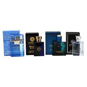 Versace-4pc-Miniature-Gift-Set-for-Men-Eau-Fraiche-Dylan-Blue-Eros-Pour-Homme