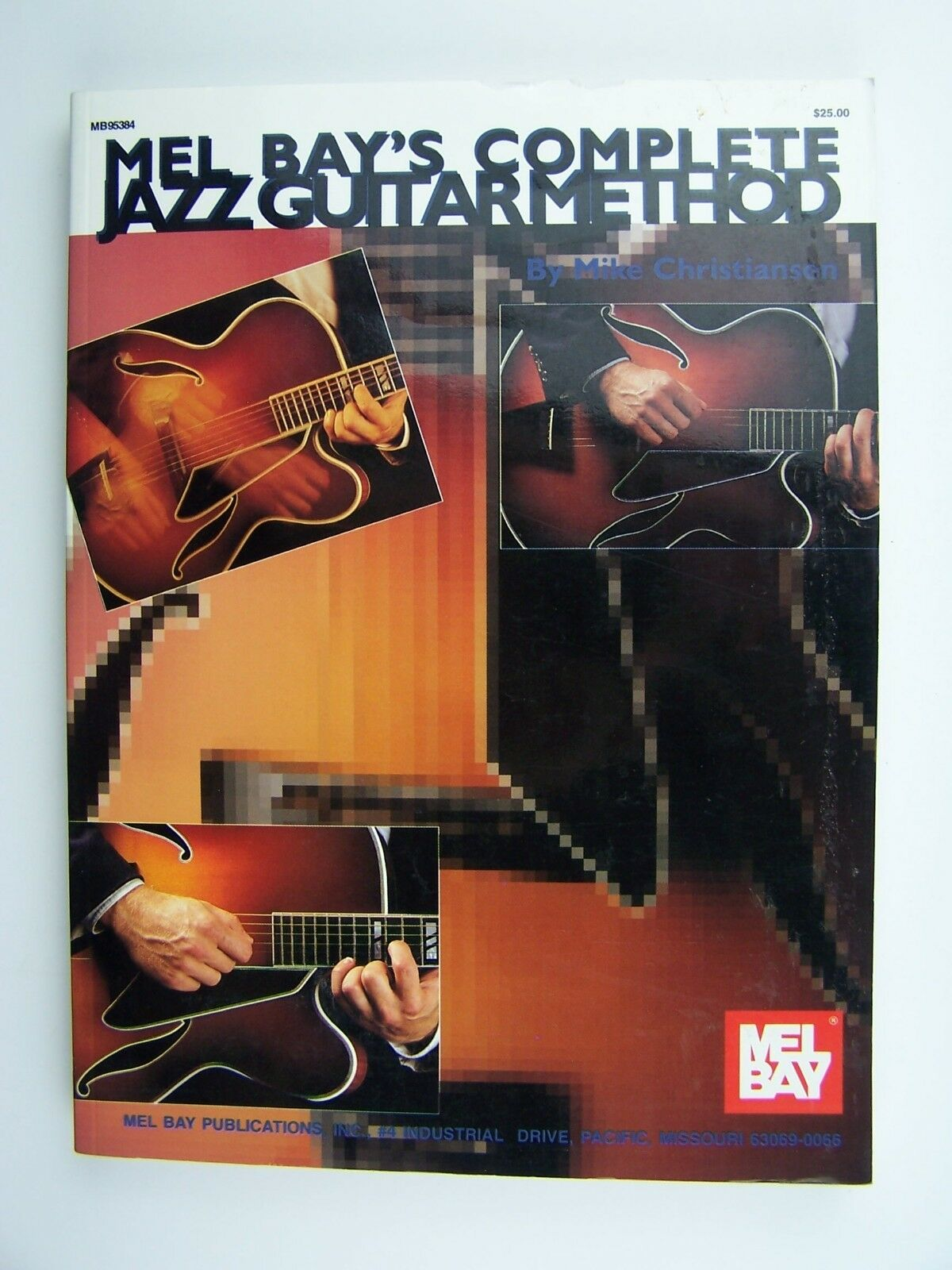 Mel Bay Complete Jazz Guitar Method Paperback by Mike C