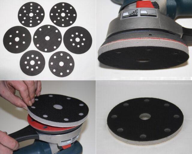 Interfaccia per dischi abrasivi - Platorello Velcro - Festool Bosch Makita Fein
