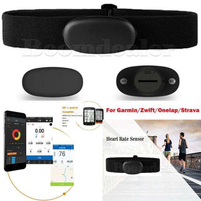 Mhr10 ANT Bluetooth V4 0 Smart Sensor Heart Rate Monitor for Garmin Edge  Suunto