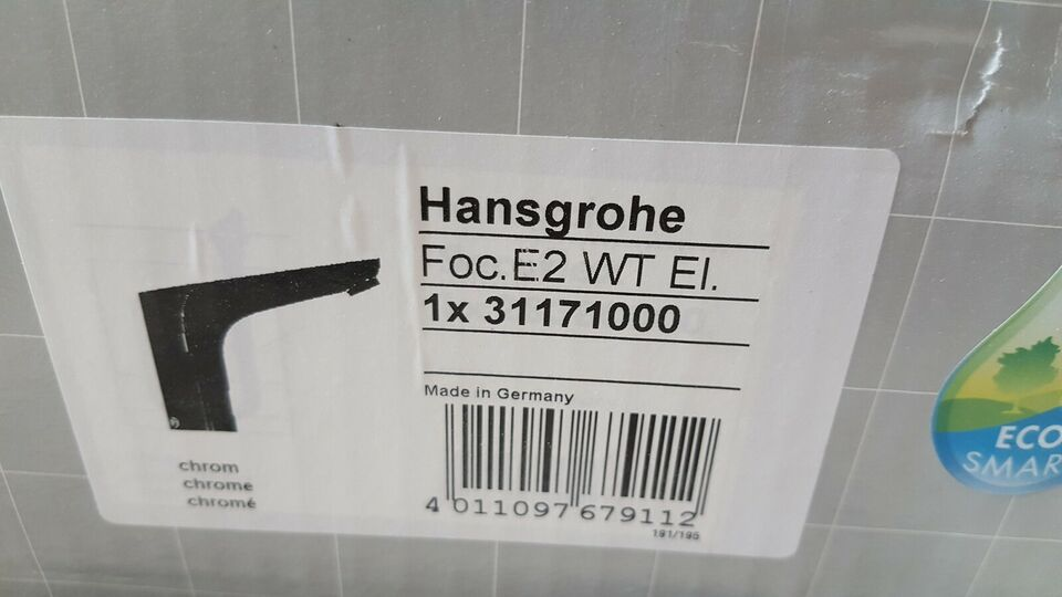 Andet, Hansgrohe
