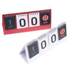 Daily Planner Desk Desktop Calendar Office Planning Organizer Perpetual Cal Ym