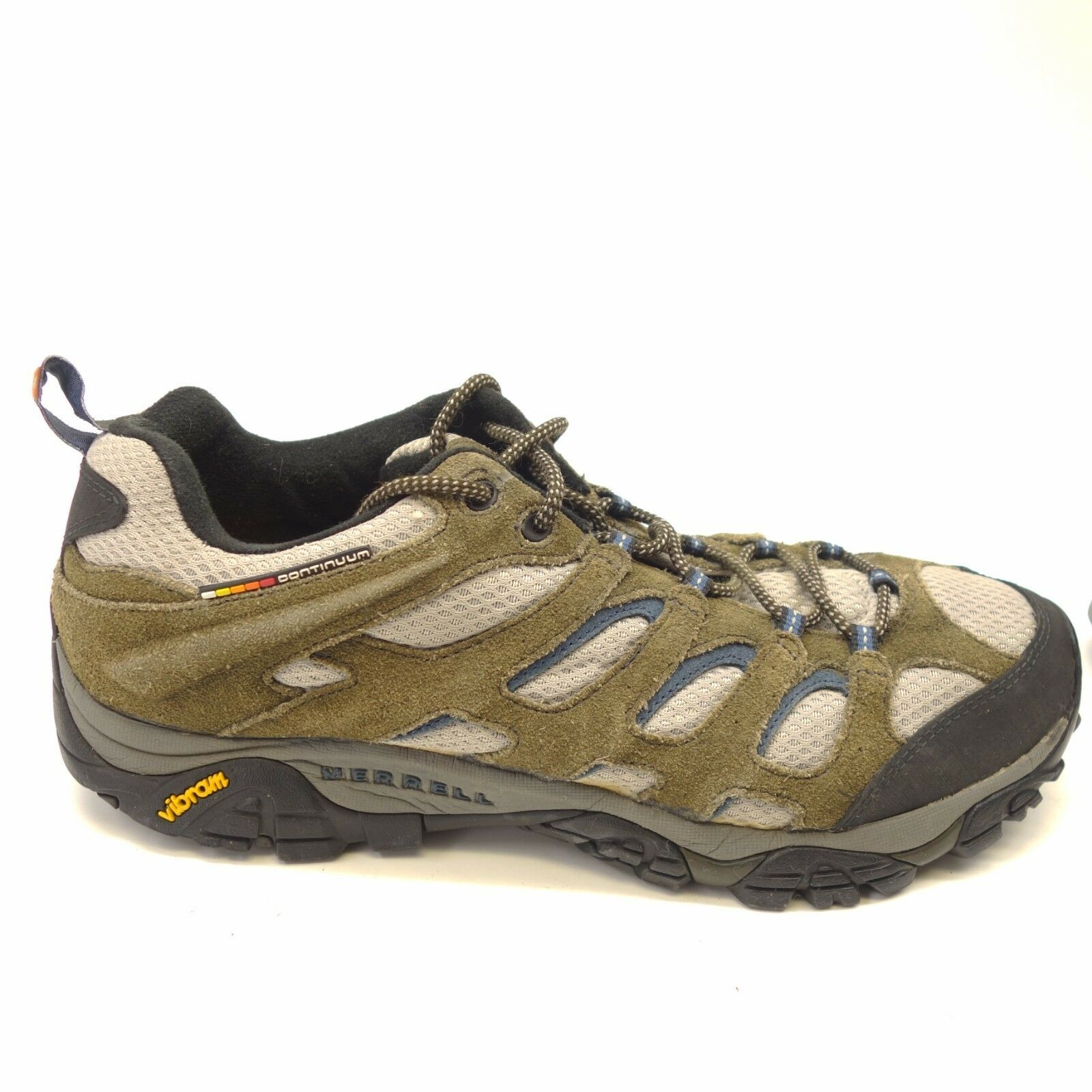 Merrell Mens Moab 2 Low Ventilator Athletic Support Hiking Trail schuhe Größe 12