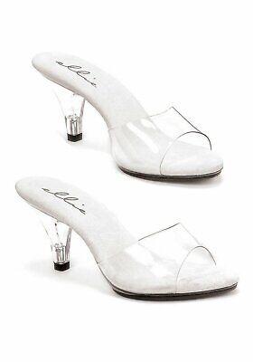 Ellie Shoes 711-LANCE 7 Inch Heel Strappy Sandal Women/'s Size Shoe