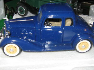8b52a3d9c7254 Details about NATIONAL MOTOR MUSEUM MINT 1933 CHEVY 5 WINDOW COUPE 1:32  SCALE-FREE SHIPPING