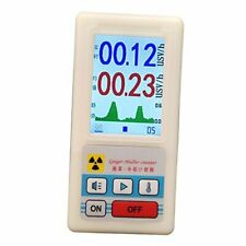 Professional Geiger Counter Nuclear Radiation Detector Personal Dosimeters