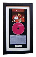 BOYZONE A Different Beat CLASSIC CD Album TOP QUALITY FRAMED+EXPRESS GLOBAL SHIP